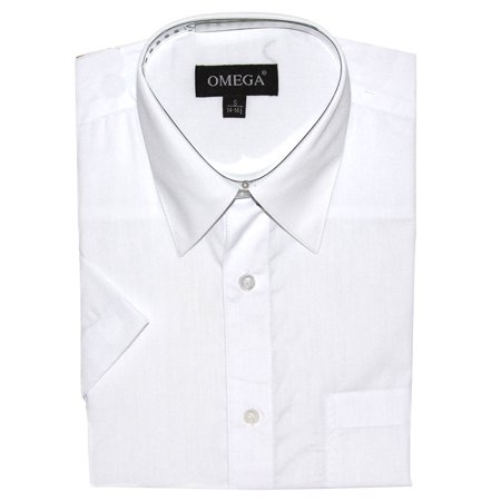 Gravity Threads Mens Dress Shirt Short Sleeve Button Up Shirt ...