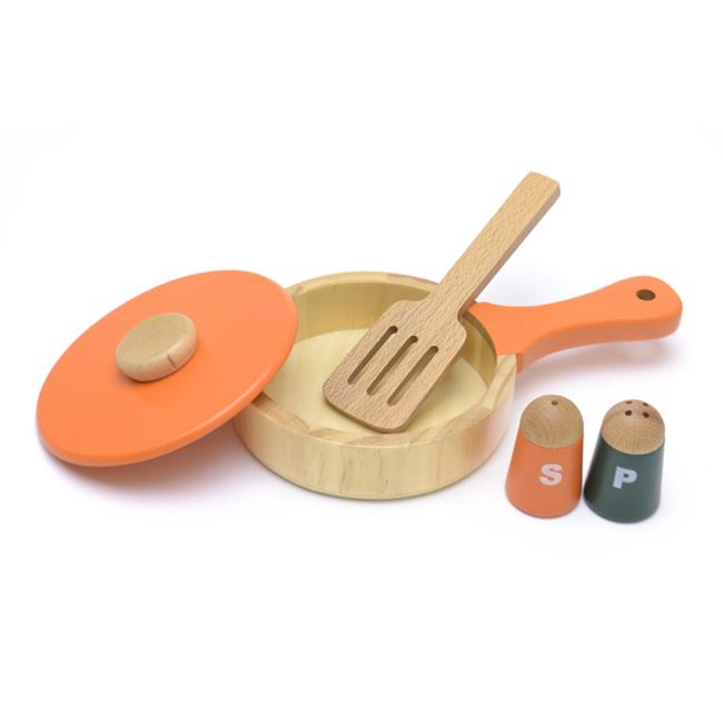 LaQ U05-0012 Frying Pan Set - 9.88 oz. - image 1 of 1