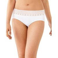 Bali Comfort Revolution Seamless Lace Hipster