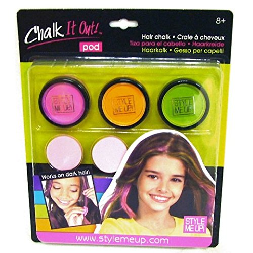 Style Me Up! Hair Chalk