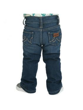 Wrangler Apparel Girls Infant Girls 5 Pocket Jeans 18 Months