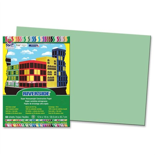 Riverside Groundwood Construction Paper