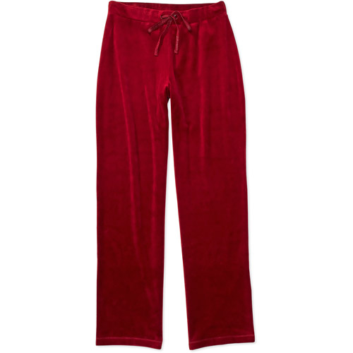 Elegant Tek Gear Fit Amp Flare Velour Lounge Pants  Women39s