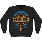 Emmure Men's  Cold Soul Sweatshirt Black