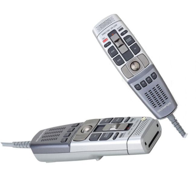 Olympus DR-2300 RecMic USB Professional PC-Dictation Micr...