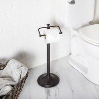 Better Homes & Garden - Oil Rubbed Bronze Standing Toilet Paper Holder