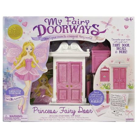 My fairy doorways princess fairy door by horizon group usa for My fairy door uk