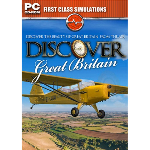 Discover 001DISGBI  Great Britain (PC)