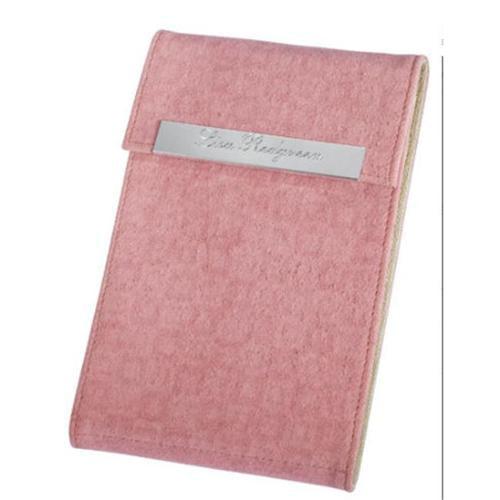 Visol VAC612 Memory Pink Suede Photo Album
