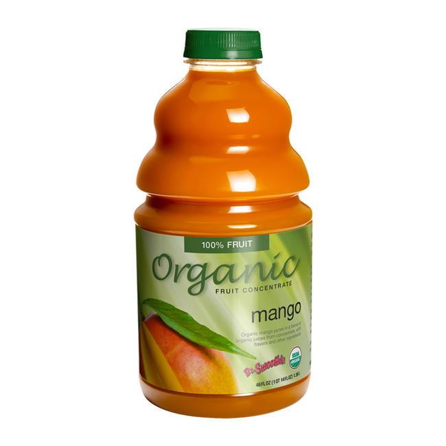 Dr. Smoothie® Organic Mango