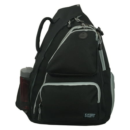 Heavy Duty Sling Backpack Student Laptop Bookbag Cross Shoulder Daypack Messenger Bag