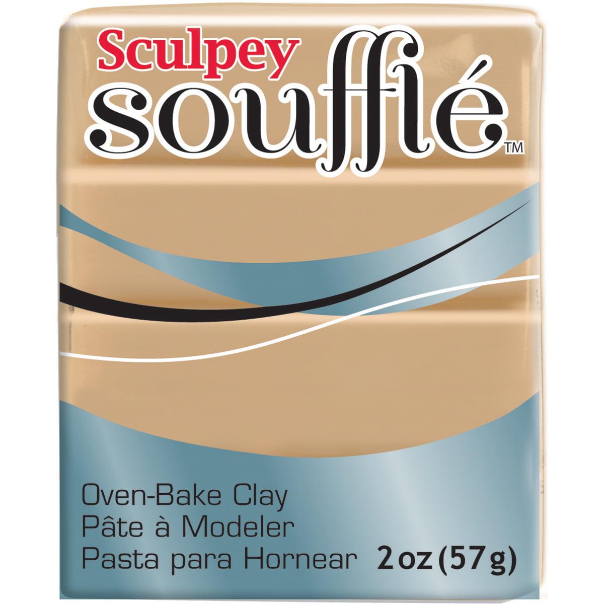 Sculpey Souffle Clay 2oz-Latte