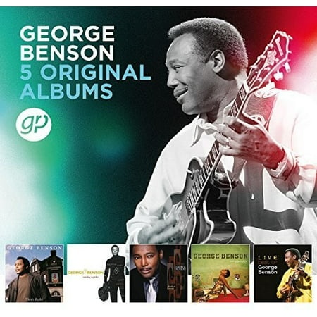 5 Original Albums by George Benson (CD)