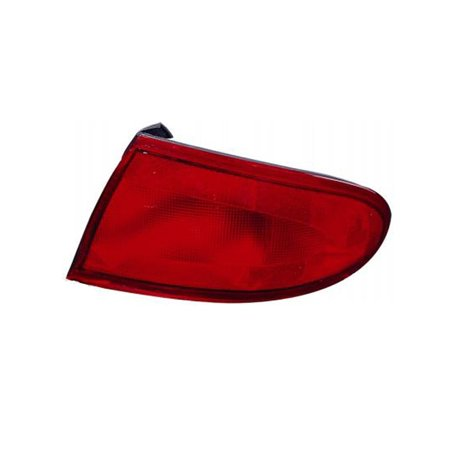 Replacement Penger Side Tail Light For 97 04 Buick Regal 10335610 Gm2819175