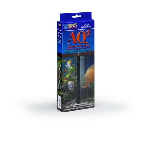 Fish aquatic supplies aquarium divider 10 gallon multi for Fish tank divider 5 gallon