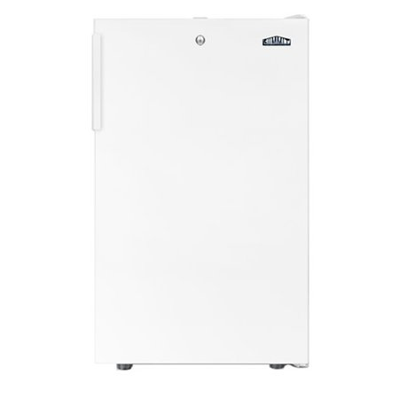 Summit FS407L 2.8 Cu. Ft. Freestanding Freezer with Drawers