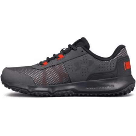 UNDER ARMOUR Upper combines lightweight, durable leather with breathable tough, ripstop (Best Running Shoes Under 100)
