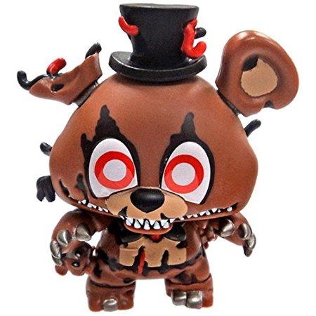 Funko Mystery Mini - Five Nights at Freddy's Sister Location FNAF4 - Nightmare Freddy (1/6) ()