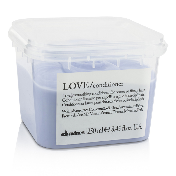 Davines - Love Lovely Smoothing Conditioner (For Coarse or Frizzy Hair) - 250ml/8.45oz