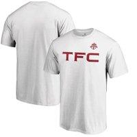 Toronto FC Fanatics Branded Jersey Hook T-Shirt - White