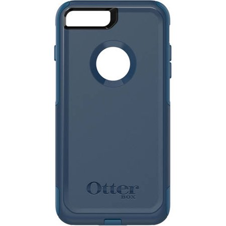 pretty nice 62bc2 33d15 OtterBox Commuter Series Case for Apple iPhone 7 Plus, Bespoke Blue