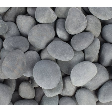 Rain Forest Small Mexican Beach Pebbles ()