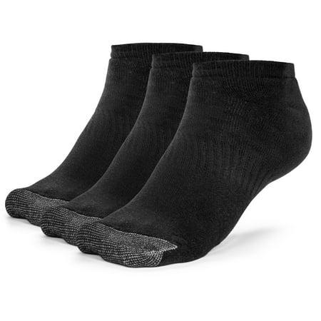 Galiva Women's Cotton Extra Soft Low Cut Cushion Socks - 3 Pairs - image 4 of 4