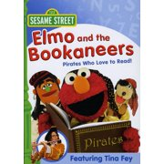 Sesame Street: Elmo and the Bookaneers by GENIUS PRODUCTS INC