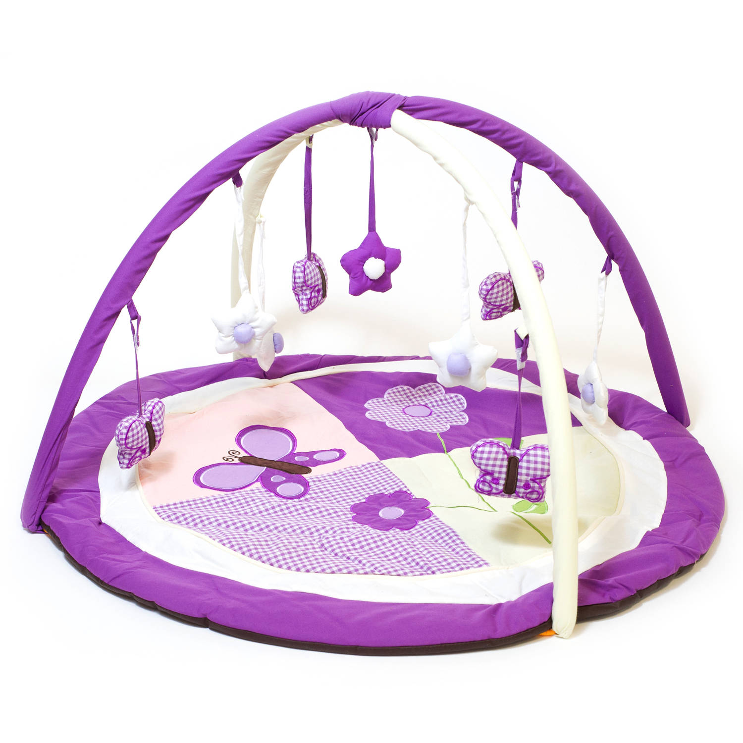 Lavender Butterfly Playgym