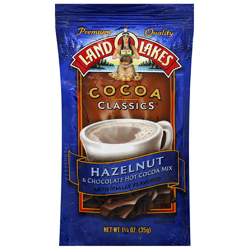 Land O Lakes Hot Cocoa Mix, 1.25 oz (Pack of 12)