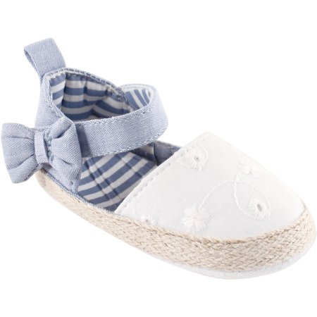 - Newborn Baby Girls' Bow Espadrille
