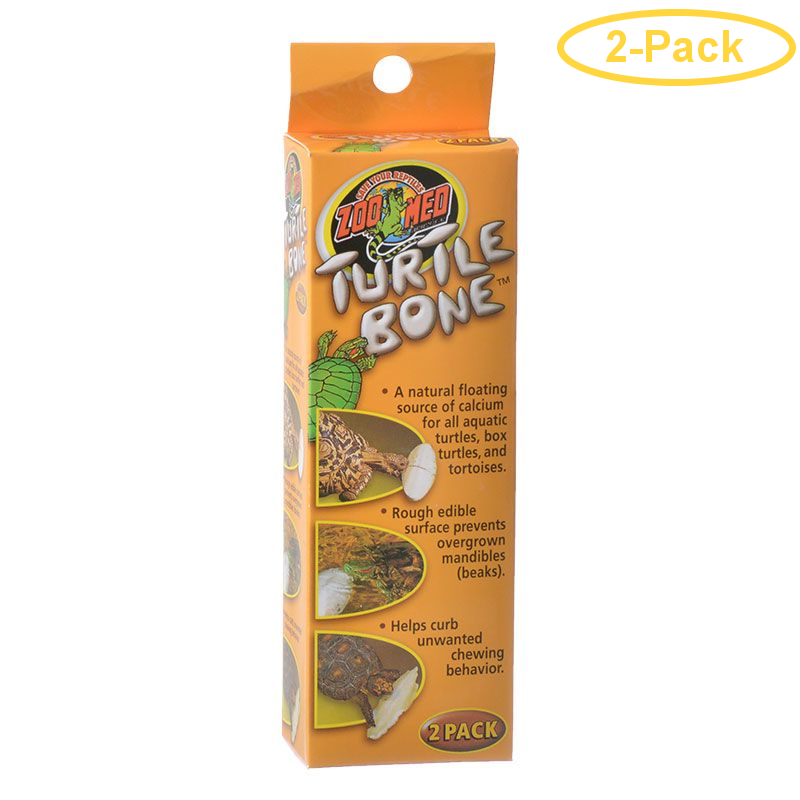 Zoo Med Turtle Bone 2 Pack - Pack of 2