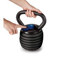 NordicTrack 40 lb. Adjustable Kettlebell with Wide Handle