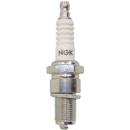 (6376) LFR5A-11 Standard Spark Plug, Pack of 1, Designed to operate over a much wider heat range than ordinary plugs By