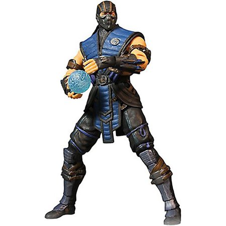 Mortal Kombat X Series 1 Sub Zero Action Figure - Mortal Kombat Halloween Costumes