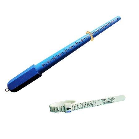 Measuring Stick (Ring Size Stick Mandrel Ring Gauge & Gauge Sizer Measuring Set Jewelry)