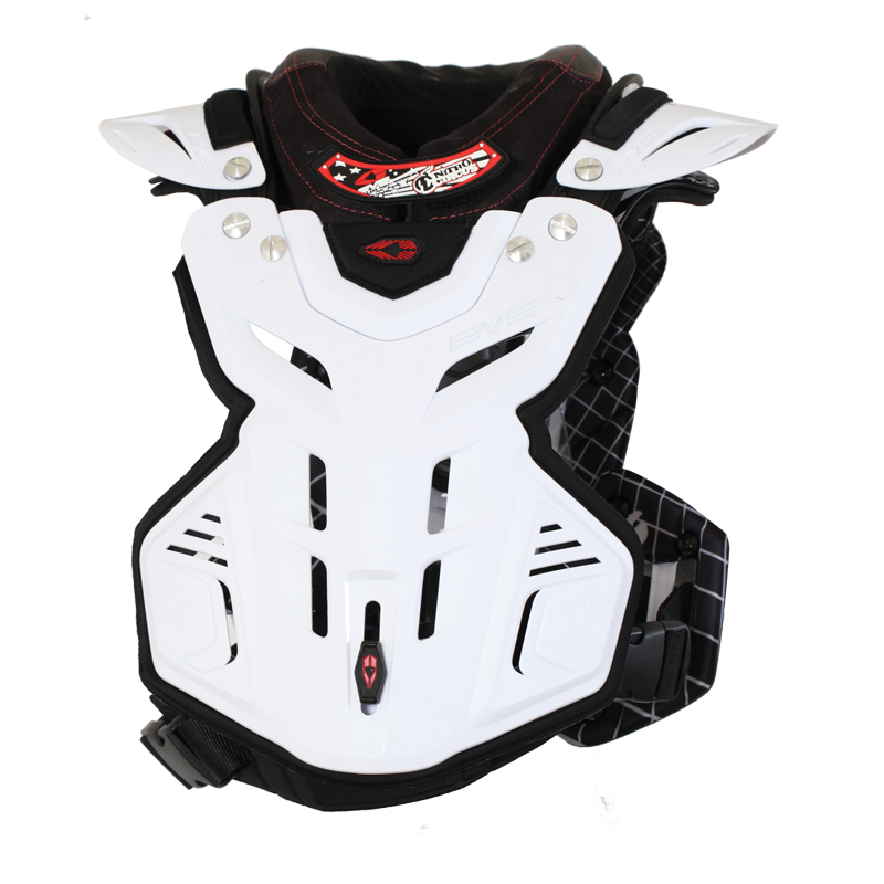 EVS F2 Roost Guard White