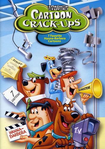 Cartoon Crack-Ups by TURNER HOME VIDEO
