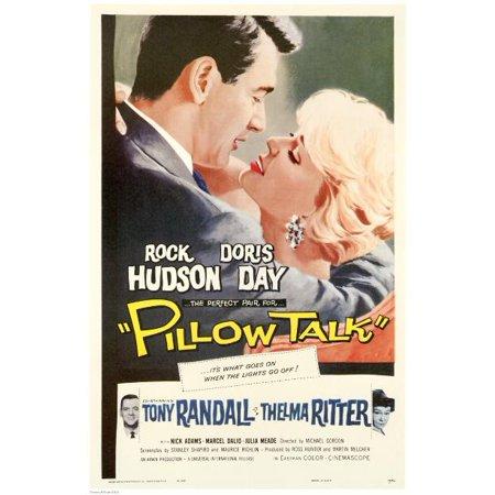 Pillow Talk (1964) 11x17 Movie Poster