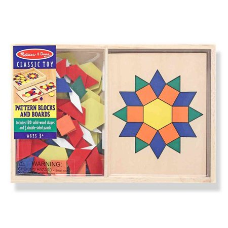 (Pattern Blocks and Boards)