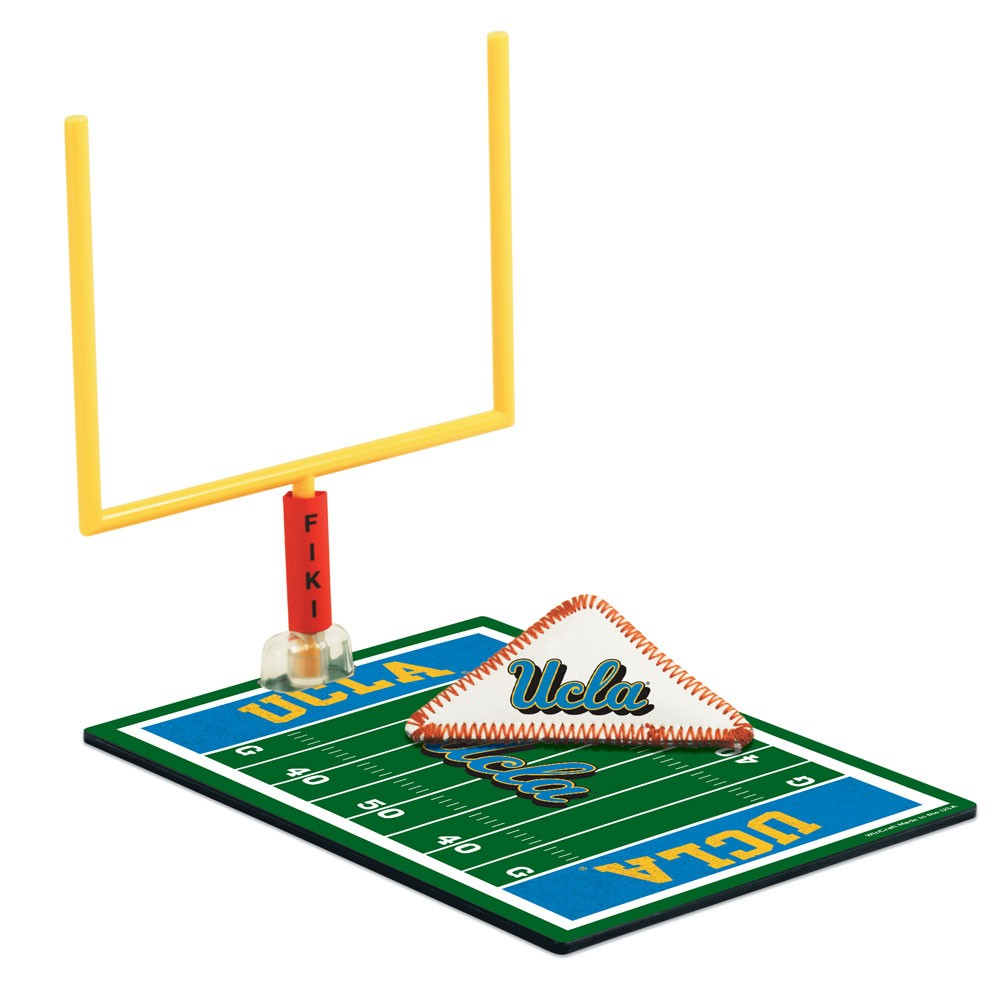 UCLA Bruins Official NCAA 5 inch x 7 inch Finger Football Game by Wincraft by Wincraft