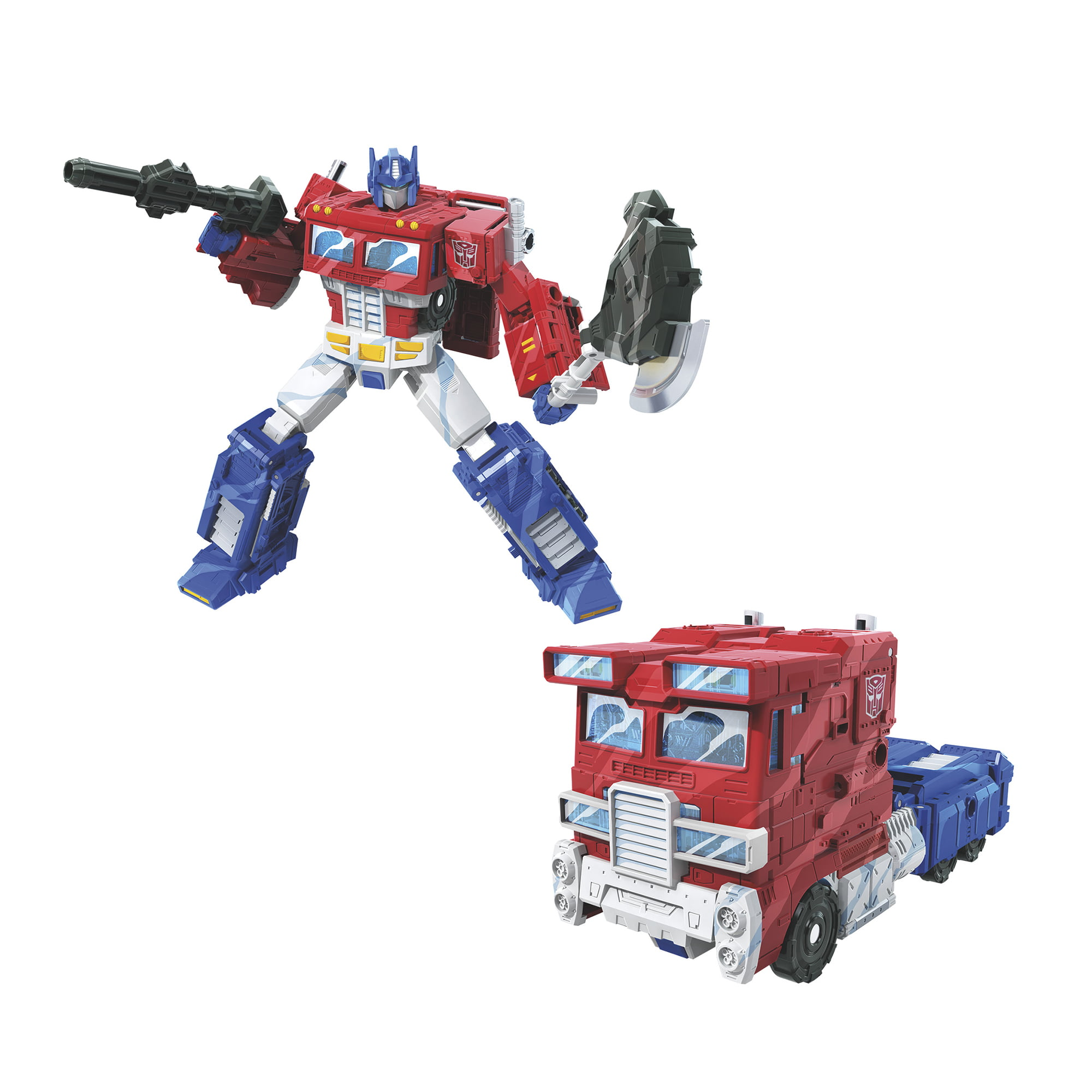 Transformers Generations 35th Anniversary WFC-S65 Classic Animation Optimus Prime by Hasbro Inc.