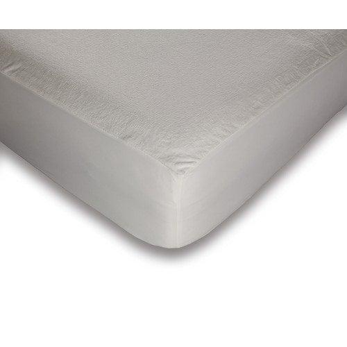 Southern Textiles Micro Plush  Mattress Protector with Mico-Velour Luxury