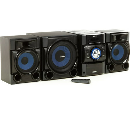 MHC-EC909iP Mini Hi-Fi System