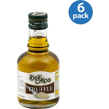 Dell'Alpe Truffle Dipping Extra Virgin Olive Oil, 8.5 oz, (Pack of 6 ...