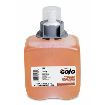 - GOJO Orange Liquid Antibacterial Foaming Hand Soap For Foam Handwashing System