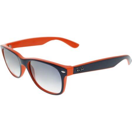 ray ban orange wayfarer
