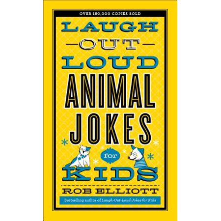 Laugh-Out-Loud Animal Jokes for Kids (Anime For Kids)