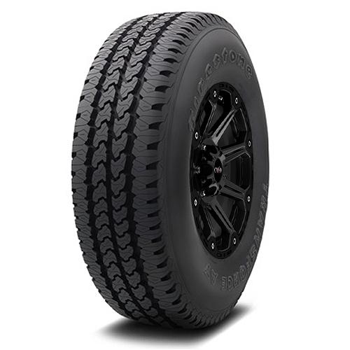 LT225/75R17 Firestone Transforce AT 116Q E/10 Ply BSW Tire