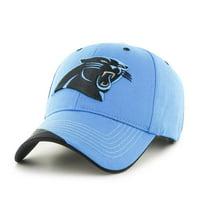 Fan Favorites F-MHUBR05HTV-BK NFL Carolina Panthers Mass Hubris Cap - Black - One Size